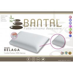 Cuscino memory saponetta h15 modello Belaga